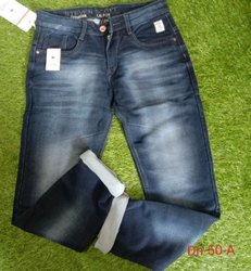 High Quality Faded Jeans