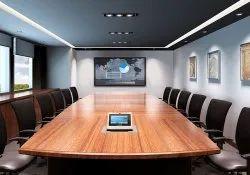 14 Board Room AV Integration System, Office