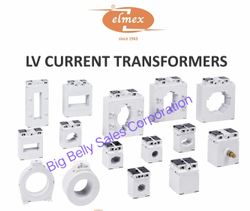 Resin Cast Current Transformers (CT) for Industrial, Up To 3000/5A