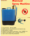 Agriculture Spray Pump (Electrical)