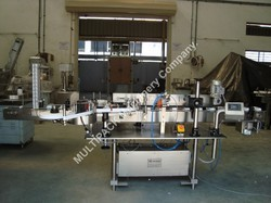 Carton Security Sticker Labeling Machine