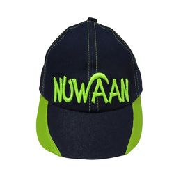 Customized Designer Kids Cap