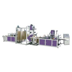 Automatic Non Woven Box Bag Machine