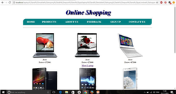 Online Shopping Solution