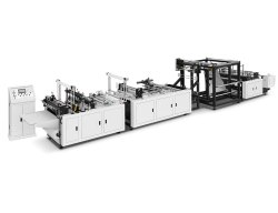 BOX TYPE BAG MAKING MACHINE AUTOMATIC