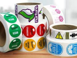 Label Stickers Printing Service