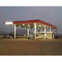 Petrol Pump Canopy Light Work