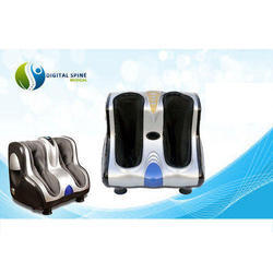 Digital Spine Kneading Rolling Heating Foot Calf Leg Massager