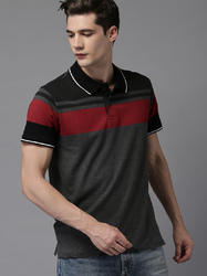 Multi Polo Type T-Shirts For Mens