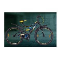 Blue and Green Hero Sprint Zapper Sports 24t Cycle