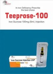 Iron Sucrose 100 Mg Injection