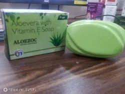 Aloe Vera With Vitamin E Soap