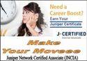Juniper Network Certified Associate Courses