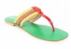 Senorita Ladies Cherry Thong Sandal