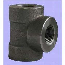 Carbon Steel Threaded Tee