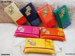 Trendy Ethnic Designer Clutch Bag