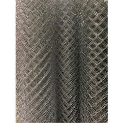 Silver SS Chain Link Fencing for Fencing, Material Grade: SS302