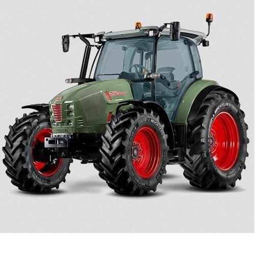 Huerlimann XM T4i V-DRIVE 120 Tractor - Same Deutz Fahr