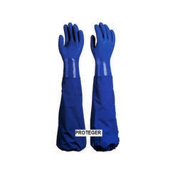 Long Sleeve Hand Gloves