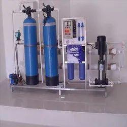 FRP Automatic RO Plant, Capacity: 1000 LPH