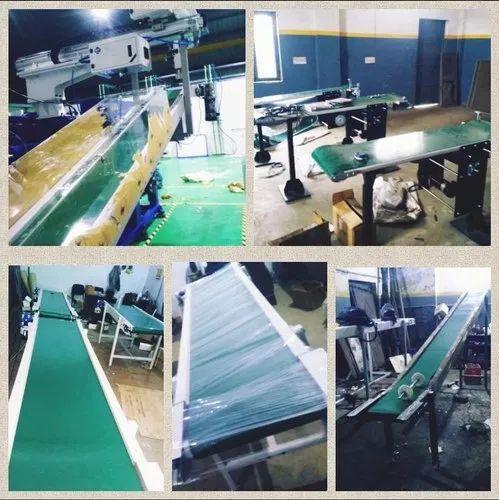 Stamping Line Conveyor