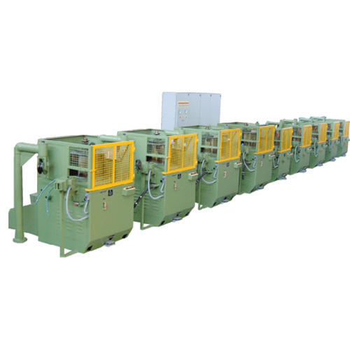 National Wire | 9 Blocker Wire Drawing Machine National Wire Products