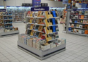 Books Display Podiums