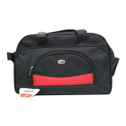 Legon Black Travel Bag