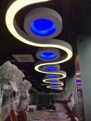 Av Style Decorative Stretch Ceiling