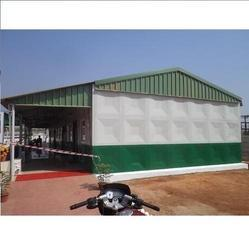 Prefabricated Office Cum Guest House