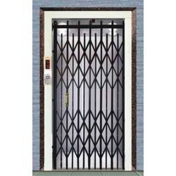 Collapsible Lift Door