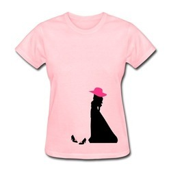 Ladies Fancy T Shirt