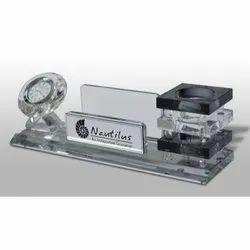 Transparent Crystal Desktop Gift Item