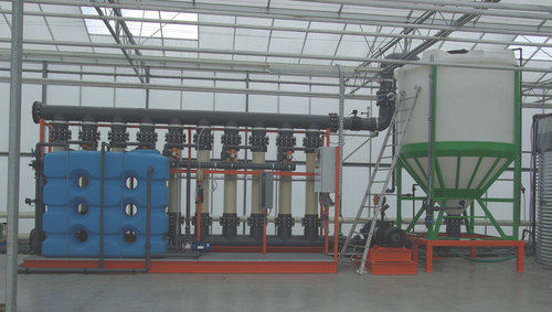 Flux Recycling System