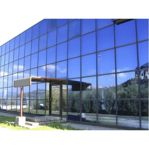 Commercial Curtain Wall Glass, Size: 5mm-12mm, Rs 320