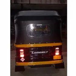 Tuk Tuk Auto Rickshaw Hood