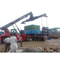 Garbage Truck Erection Service