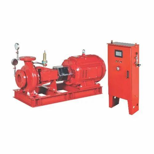 End-Suction Fire Pumpset
