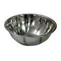 Ss Kharbooja Bowl, Shape: Round, Thickness: .30-.50