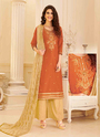 Lawest Price Chanderi Palazzo Suits
