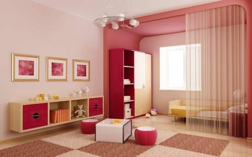 Child Room Interior Designing Services