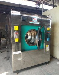 PRACHITIRTH PLC Controls Washing Machine Steam Heated, Model: WE ,Size: 10 to 160kg