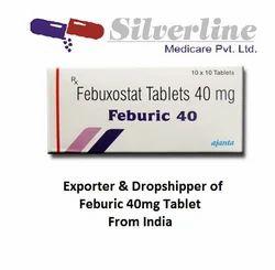 Feburic 40mg Tablet