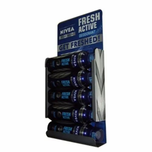 Wall hanging Gravity Display for FMCG Products