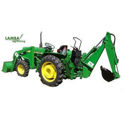 Tractor Backhoe Loader at Best Price in India