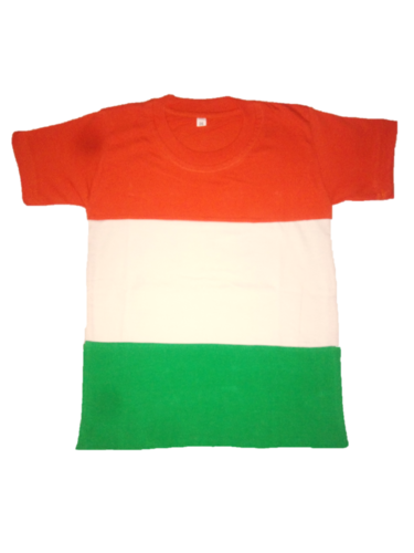 3927b60334 Tri- Colour T- Shirts at Rs 149 /piece | T Shirts | ID: 16373867548