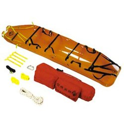 Karam Yellow Vertical Rescue Stretcher