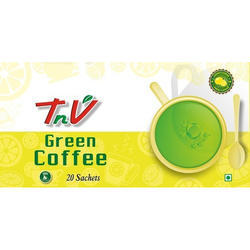 Lemon Green Coffee