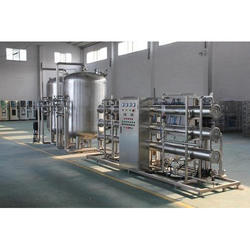 Stainless Steel Industrial RO Plant