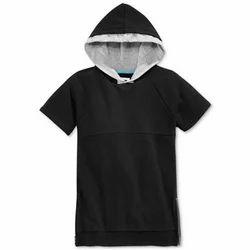 Kids Boys Hooded T-Shirt